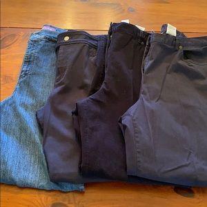 14 Petite Pants Bundle
